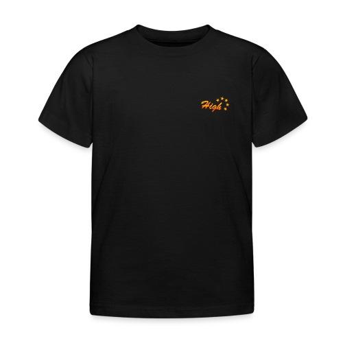 High Five Plüschbär - Kinder T-Shirt