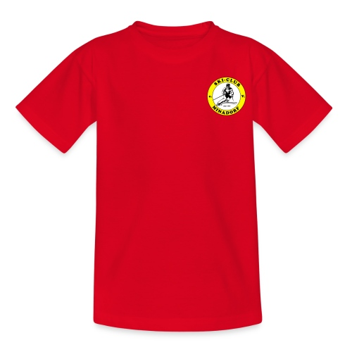 logo minadorf - Kinder T-Shirt