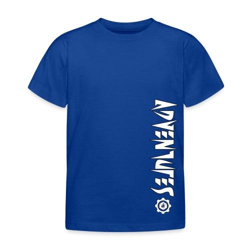 Jebus Adventures Vertical Stripe - Kids' T-Shirt