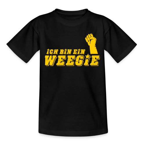 Ich Bin Ein Weegie - Kids' T-Shirt