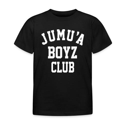 Jumu'a Boyz Club - T-shirt Enfant