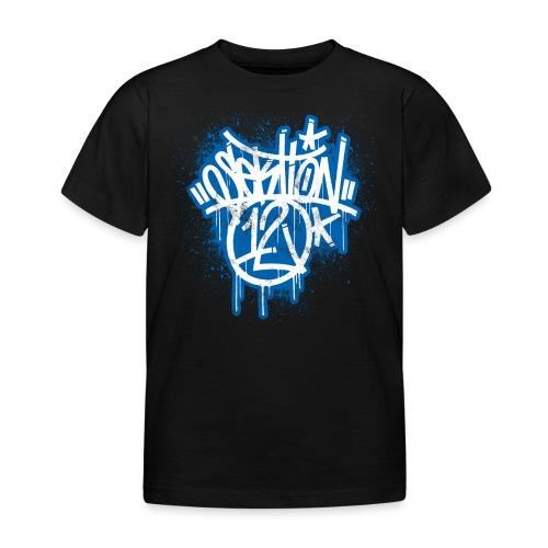 s12 - Børne-T-shirt