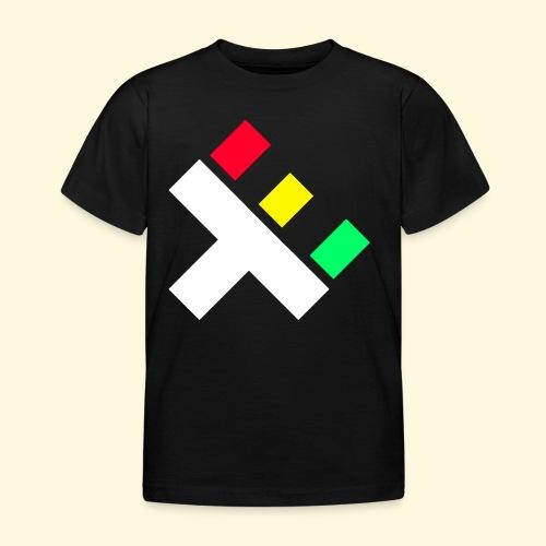 Clan Logo - Rasta - Kids' T-Shirt