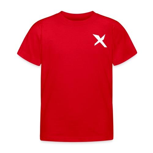 X-v02 - Camiseta niño