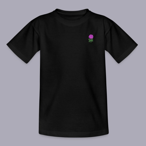 Landryn Design - Pink rose - Kids' T-Shirt