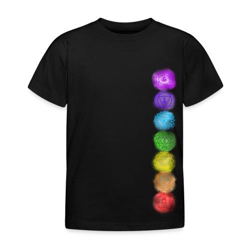 linea chakra - Maglietta per bambini