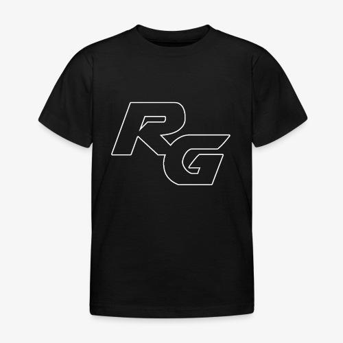 Logo RG Minimal - Maglietta per bambini