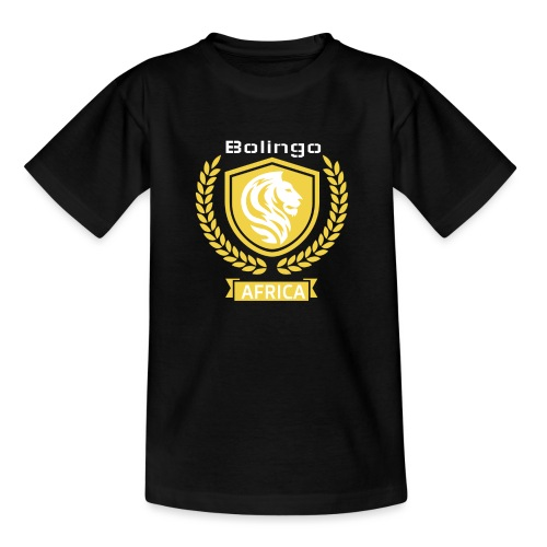 bolingo jaune - T-shirt Enfant