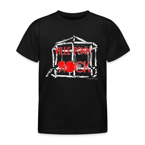 Ville-Pomm'Rock 2013 - T-shirt Enfant