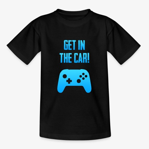 PUBG Get in the car Kids - Kinder T-Shirt