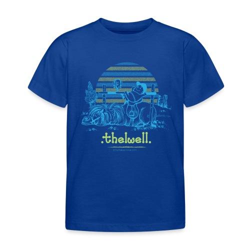 Thelwell Cartoon Pony Sieg - Kinder T-Shirt