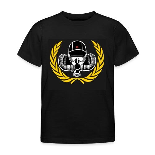 Logo Schwarz png - Kinder T-Shirt