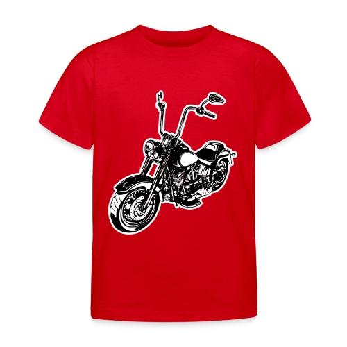 Moto Softail - Camiseta niño