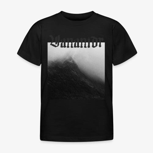 Vananidr berg - T-shirt barn