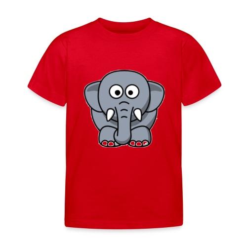 Olifantje - Kinderen T-shirt