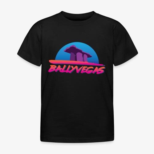 Ballyvegas Dolmen - Kids' T-Shirt