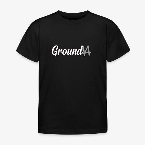 Ground44 - Kinder T-Shirt