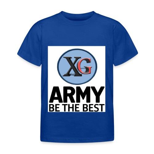 xg t shirt jpg - Kids' T-Shirt