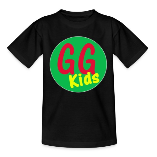GG Kids Logo - Kids' T-Shirt