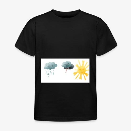 il meteo dentro di noi - Maglietta per bambini