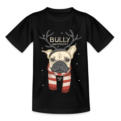 Bully Weihnacht - Kinder T-Shirt