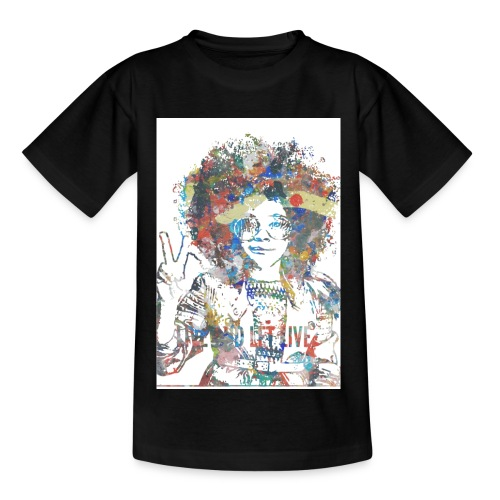 Live and let live, Geschenkidee - Kinder T-Shirt