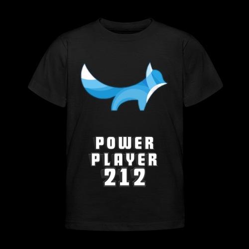 POWERPLAYER212's Shirt - Maglietta per bambini