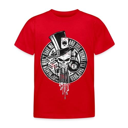 Kabes Heaven & Hell T-Shirt - Kids' T-Shirt
