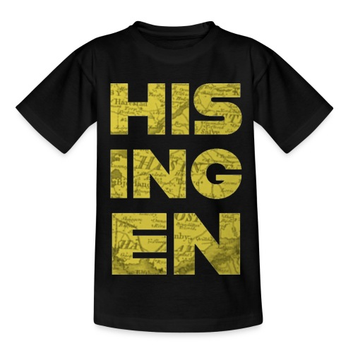 Hisingens Karta - T-shirt barn