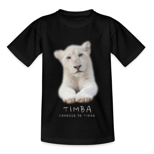 Timba bébé portrait - T-shirt Enfant