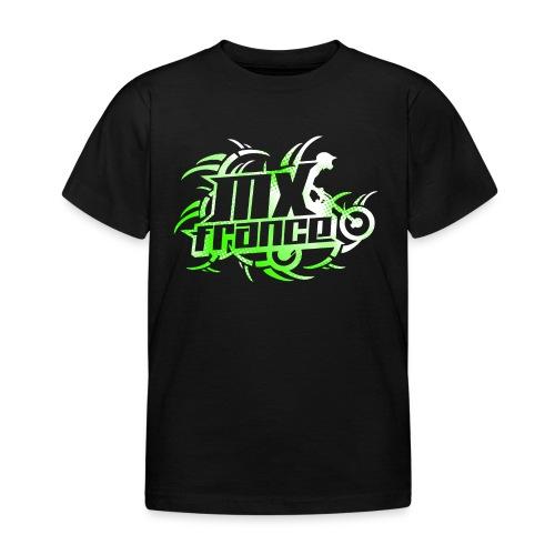Tribal Lime Light - T-shirt Enfant