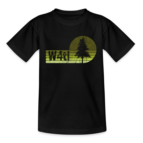 W4tl Vintage - Kinder T-Shirt