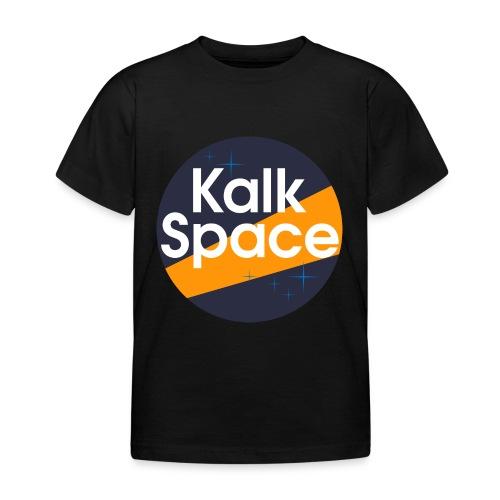 KalkSpace Logo - Kinder T-Shirt