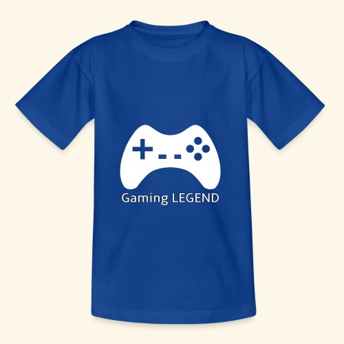 Gaming LEGEND - Kinderen T-shirt