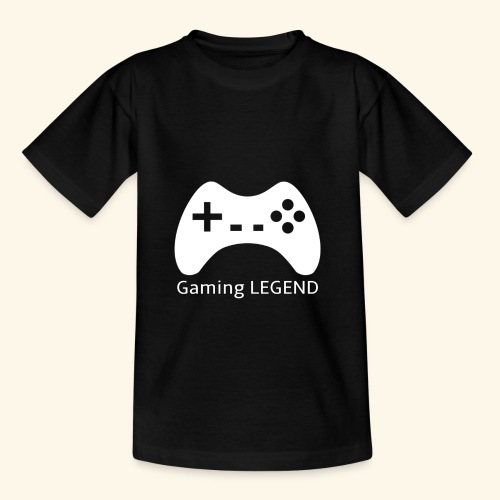 Gaming LEGEND - Kinderen T-shirt