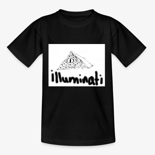 illuminati - Kids' T-Shirt
