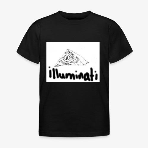 illuminati - Kids' T-Shirt