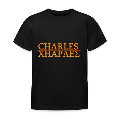 CHARLES CHARLES ORIGINAL - Kids' T-Shirt