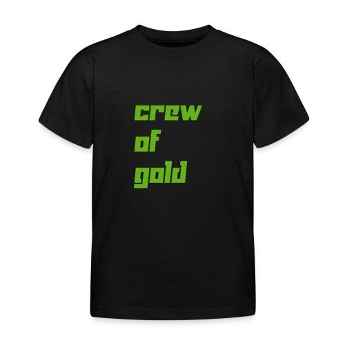 crew - Maglietta per bambini