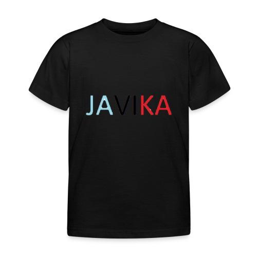 JAVIKA - Kinderen T-shirt