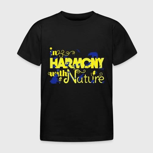 Harmonie Nature - T-shirt Enfant