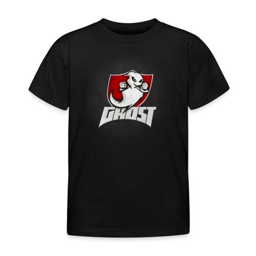 Team Ghost (ohne Strahlen) - Kinder T-Shirt