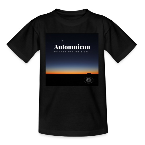 Automnicon. We even own the stars. - Kids' T-Shirt