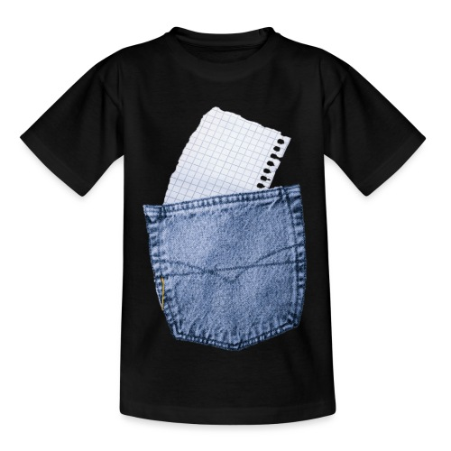 Jeans Baggy by #OneCreativeArts - Kinder T-Shirt