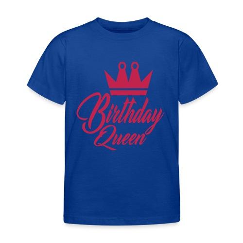 birhtday logo - T-shirt Enfant