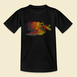 Radball | Earthquake Germany - Kinder T-Shirt