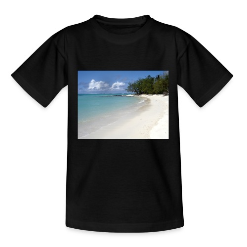 plage-ile-maurice - T-shirt Enfant