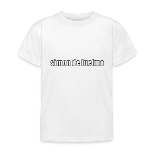 simon - T-shirt barn