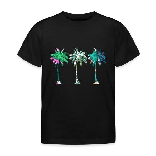 Palmen - Kinder T-Shirt