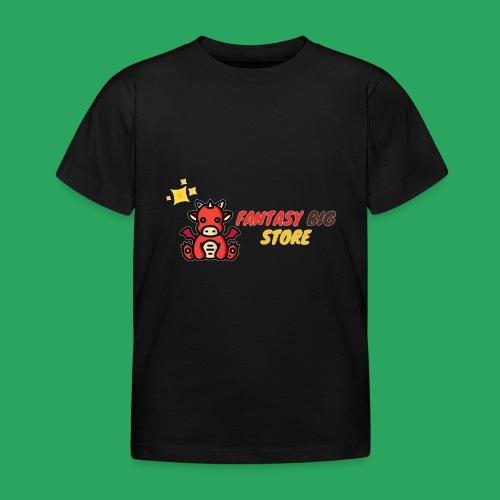 Fantasy big store - Maglietta per bambini